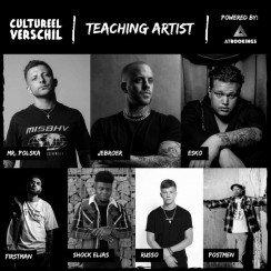 Masterclass: Teaching Artist